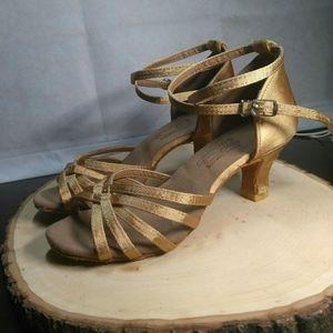 Sansha Ballroom Dance Shoes